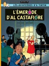 Tintin (en langues régionales) -21Wallon liè- L'èmerôde d'al Castafiore