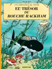 Tintin (en langues régionales) -12Tournaisie- El' trésor du Rouche Rackham