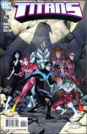 Titans (2008) -6- Together. together forever