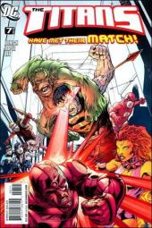 Titans (2008) -7- Stuck in the middle with you