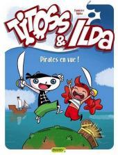 Titoss & Ilda -1- Pirates en vue !