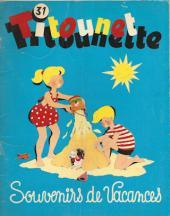 Titounet et Titounette -31- Souvenirs de vacances
