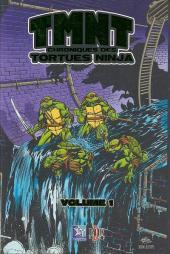 TMNT : chroniques des Tortues Ninja -1- Volume 1