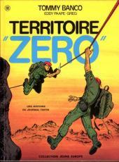 Tommy Banco -2- Territoire Zéro