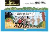 Tony Laflamme -3- Le pont de la rivière Seltz