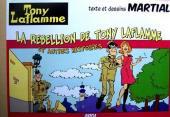Tony Laflamme -11- La rebellion de Tony Laflamme et autres histoires