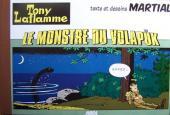 Tony Laflamme -121/2- Le monstre du Volapük