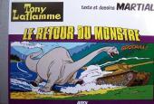 Tony Laflamme -132/2- Le retour du monstre