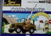 Tony Laflamme -7- Tony Laflamme cosmonaute