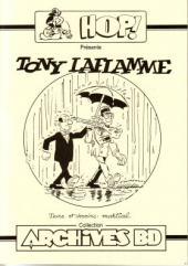 Tony Laflamme - L'ennui nait de l'uniforme(ité)