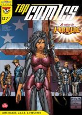 Top comics -7A- V.I.C.E., Freshmen & Witchblade