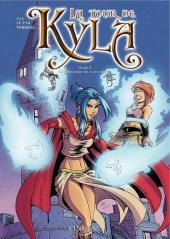 La tour de Kyla -3- La princesse veut s'en mêler