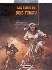 Les tours de Bois-Maury -1b- Babette