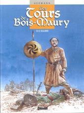 Les tours de Bois-Maury -8a1999- Le seldjouki