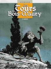 Les tours de Bois-Maury -3c2002- Germain