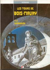 Les tours de Bois-Maury -3a1996- Germain