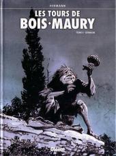 Les tours de Bois-Maury -3d2006- Germain