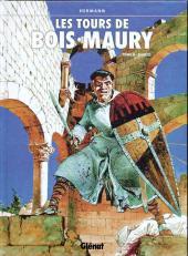 Les tours de Bois-Maury -9b- Khaled