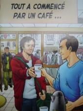 Tout a commencé par un café