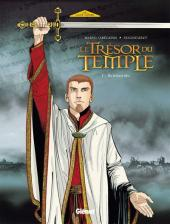 Le trésor du temple -1- Ils m'ont élu
