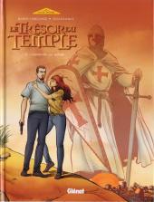 Le trésor du temple -2- Construire un temple