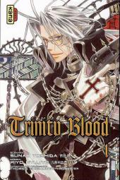 Trinity Blood -1- Tome 1