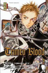 Trinity Blood -2- Tome 2
