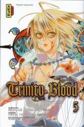 Trinity Blood -5- Tome 5