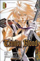 Trinity Blood -6- Tome 6