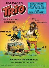 Trio - Les Pieds Nickelés Magazine -10- N°10