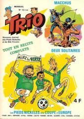 Trio - Les Pieds Nickelés Magazine -13- N°13