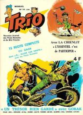 Trio - Les Pieds Nickelés Magazine -14- N°14