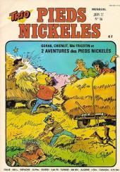 Trio - Les Pieds Nickelés Magazine -16- N°16