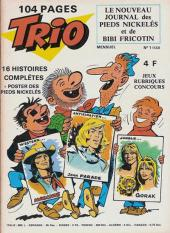 Trio - Les Pieds Nickelés Magazine -1- N°1