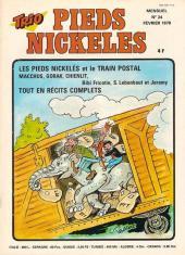 Trio - Les Pieds Nickelés Magazine -24- N°24