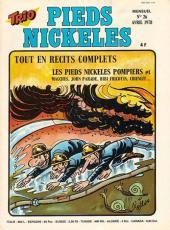 Trio - Les Pieds Nickelés Magazine -26- N°26