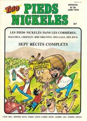 Trio - Les Pieds Nickelés Magazine -28- N°28