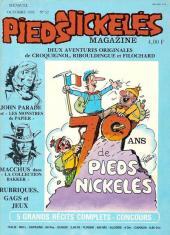 Trio - Les Pieds Nickelés Magazine -32- N°32