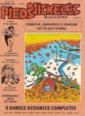 Trio - Les Pieds Nickelés Magazine -34- N°34