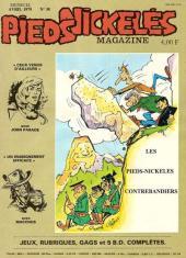Trio - Les Pieds Nickelés Magazine -38- N°38