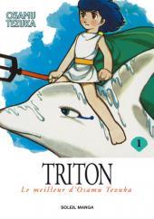 Triton (Tezuka) -1- Triton - Le meilleur d'Osamu Tezuka 1