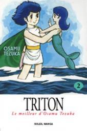 Triton (Tezuka) -2- Triton - Le meilleur d'Osamu Tezuka 2