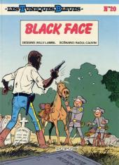 Les tuniques Bleues -20b2002- Black Face