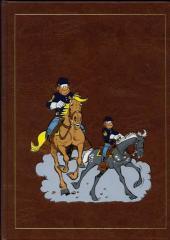 Les tuniques bleues (Rombaldi) -4- Les Bleus dans la gadoue - Le Blanc bec - Rumberley...