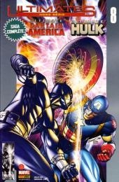 Ultimates (Hors série) -8- Ultimates Captain America et Hulk