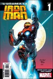 Ultimate Iron Man (2005) -1- Book 1