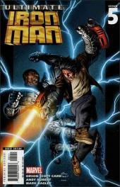 Ultimate Iron Man (2005) -5- Book 5
