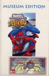 Ultimate Spider-Man (1re série) -1TL- La victime (Museum Edition)