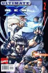 Ultimate X-Men (2001) -2- The tomorrow people part 2 : the enemy within