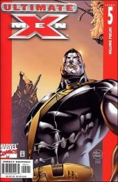 Ultimate X-Men (2001) -5- The tomorrow people part 5 : killing fields